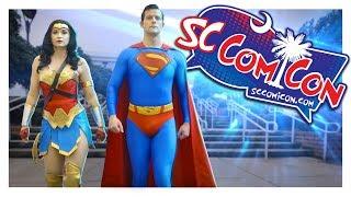 South Carolina Comicon 2019