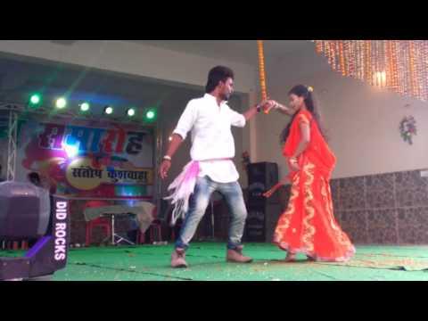 Ang Se Ang Lagana Holi Dance Performance In Purnea Kala Bhawan By Raj
