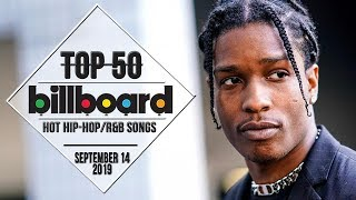 Top 50 • US Hip-Hop/R&B Songs • September 14, 2019 | Billboard-Charts