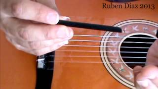 Tips: How to Replace Right-Hand Nut (Carbon Fiber saddle) / Ruben Diaz Magazine CFG Malaga