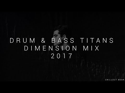 Drum & Bass Titans | Best of: Dimension (Mixed by Batcup)