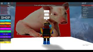 Roblox Guess The Famous Chracter (partie animale)