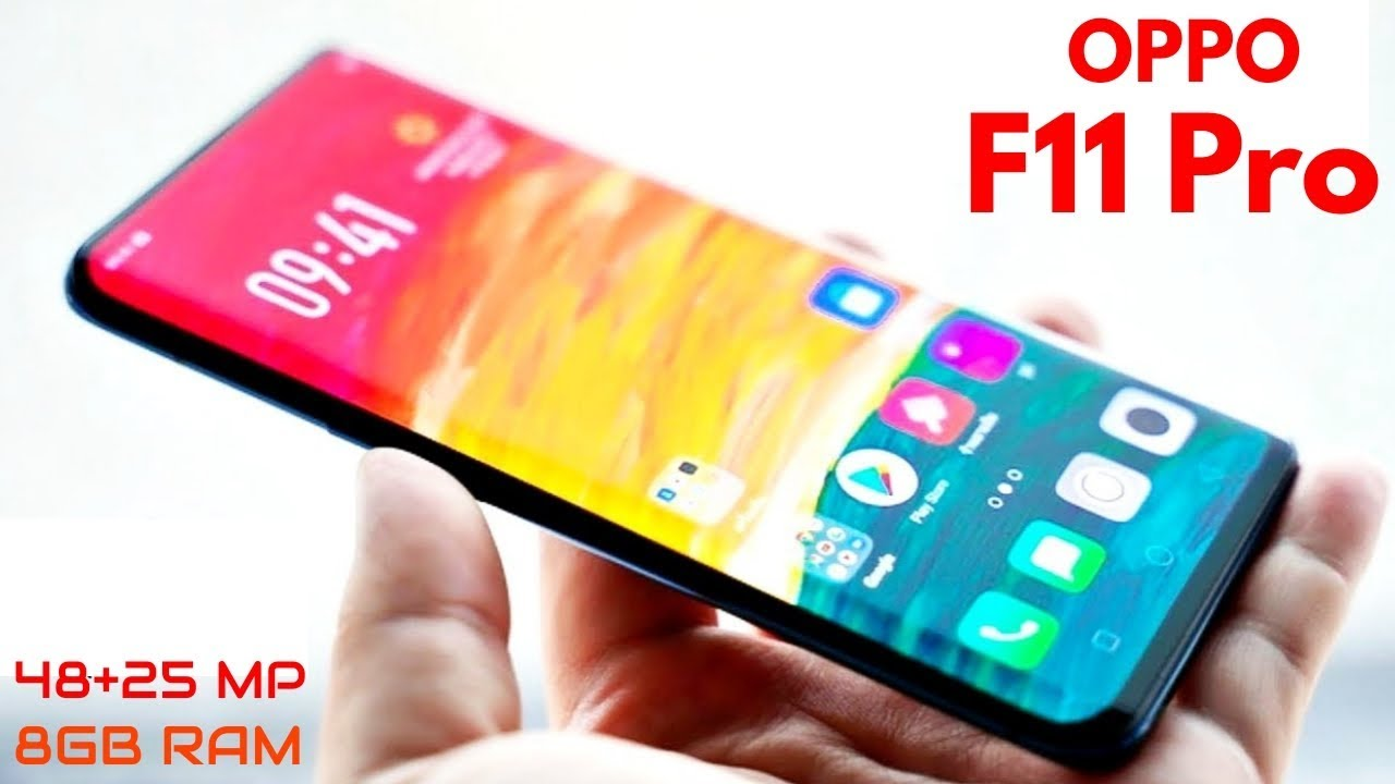 Oppo F11 Pro - Hands-on, Price