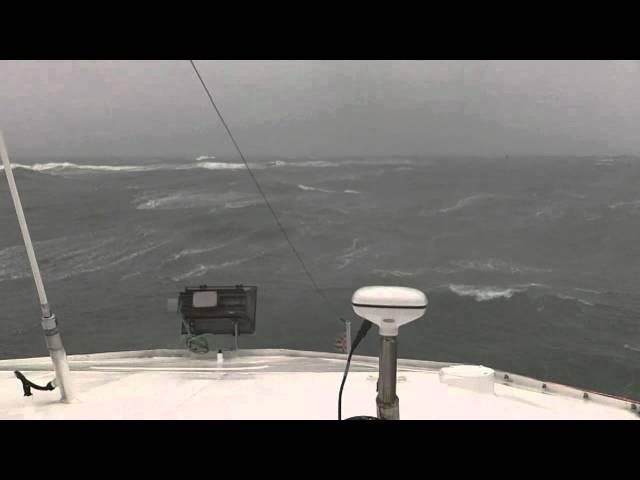 Schlechtwetterfahrt 2 DGzRS H.R.Meyer Helgol-BHV German Sea Rescue