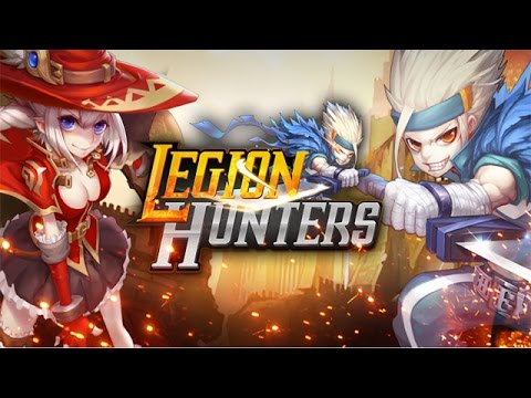 Legion Hunters Action RPG Android Gameplay (HD)