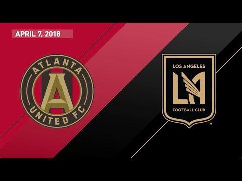 HIGHLIGHTS: Atlanta United 5-0 LAFC