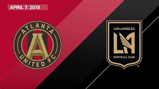 HIGHLIGHTS: Atlanta United 5-0 LAFC