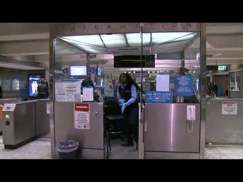 How BART Works: Night Shift with a Station Agent