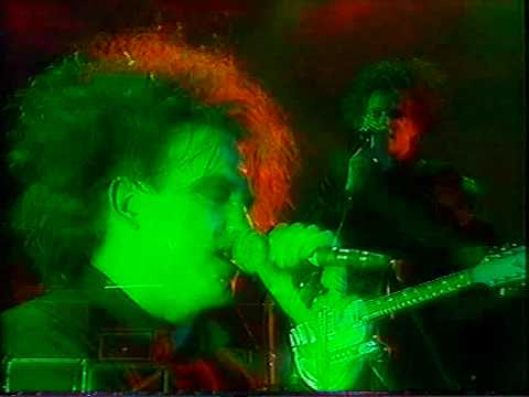 The Cure - Catch (Live 1990)