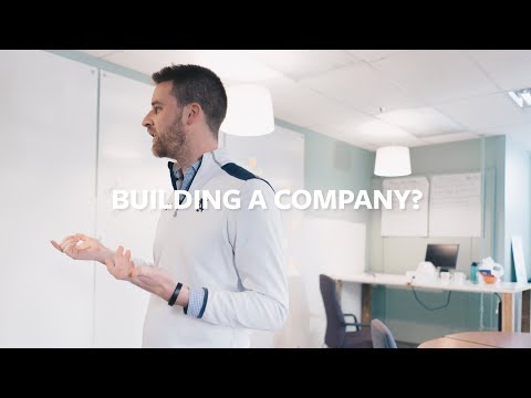 How We Build Companies