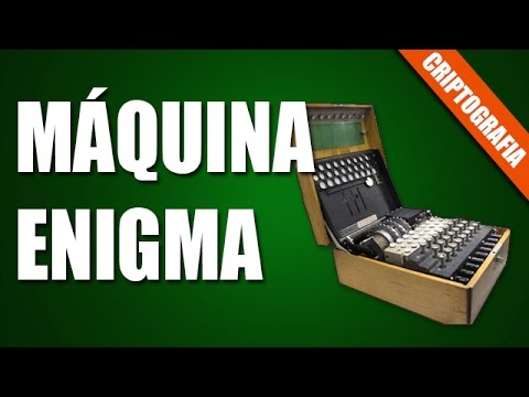 Criptografia na Máquina Enigma