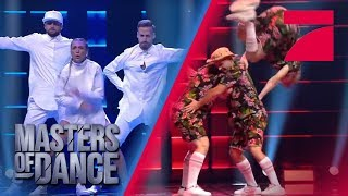 Three D vs. Fothamockaz: Welche Choreo kann überzeugen?   PREVIEW   Masters of Dance   ProSieben