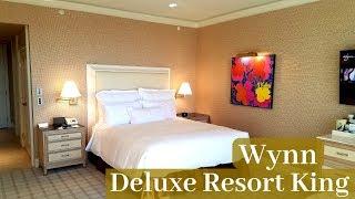Wynn Las Vegas - Deluxe Resort King Room