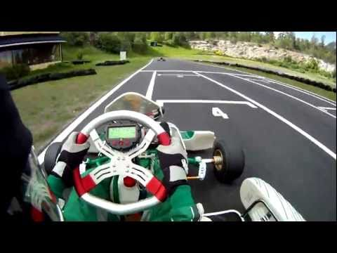 GoPro HD Go Kart Rotax Max Junior 125cc Onboard Cam