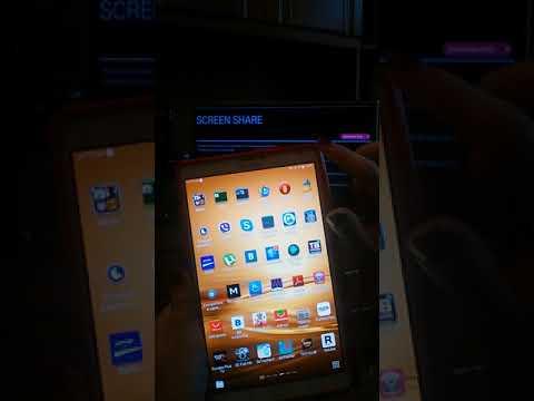 Как подключить планшет к телевизору. Samsung/ LG. Функция «Screen Mirroring»