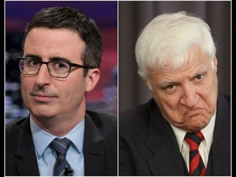 John Oliver's Solid Gold Rebuke Of Bob Katter's and Fraser Anning's Anti-Immigration Comments