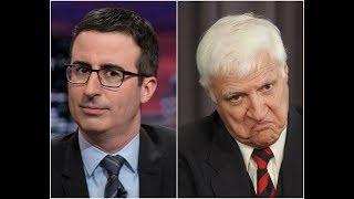 John Oliver's Solid Gold Rebuke Of Bob Katter and Fraser Anning Anti-Immigration Comments