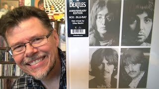 Gambar cover The Beatles White Album Super Deluxe Box Set Unboxing