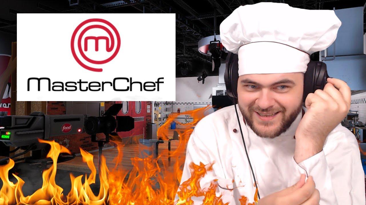 Gotuję w programie telewizyjnym! - Cooking Simulator - Cooking with Food Network