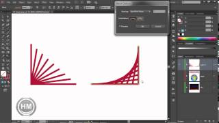 23.04 Blend problems - Illustrator تعلم