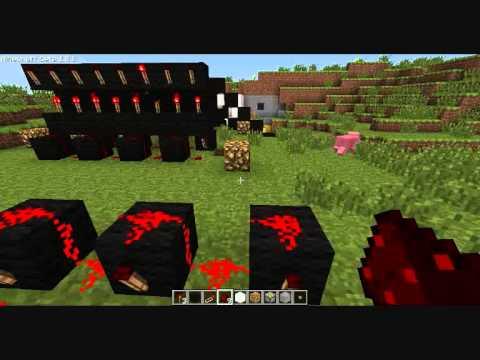 Как сделать мини игру в minecraft