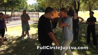 How to Defend Against the Haymaker Punch.