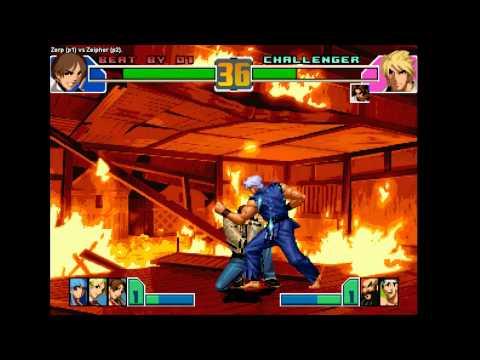 Crouching Tiger Hidden Dragon 2003 @ Fightcade - Zerp vs Zeipher [1080p/60fps]