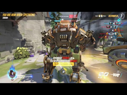 OverWatch  silver to gold stream