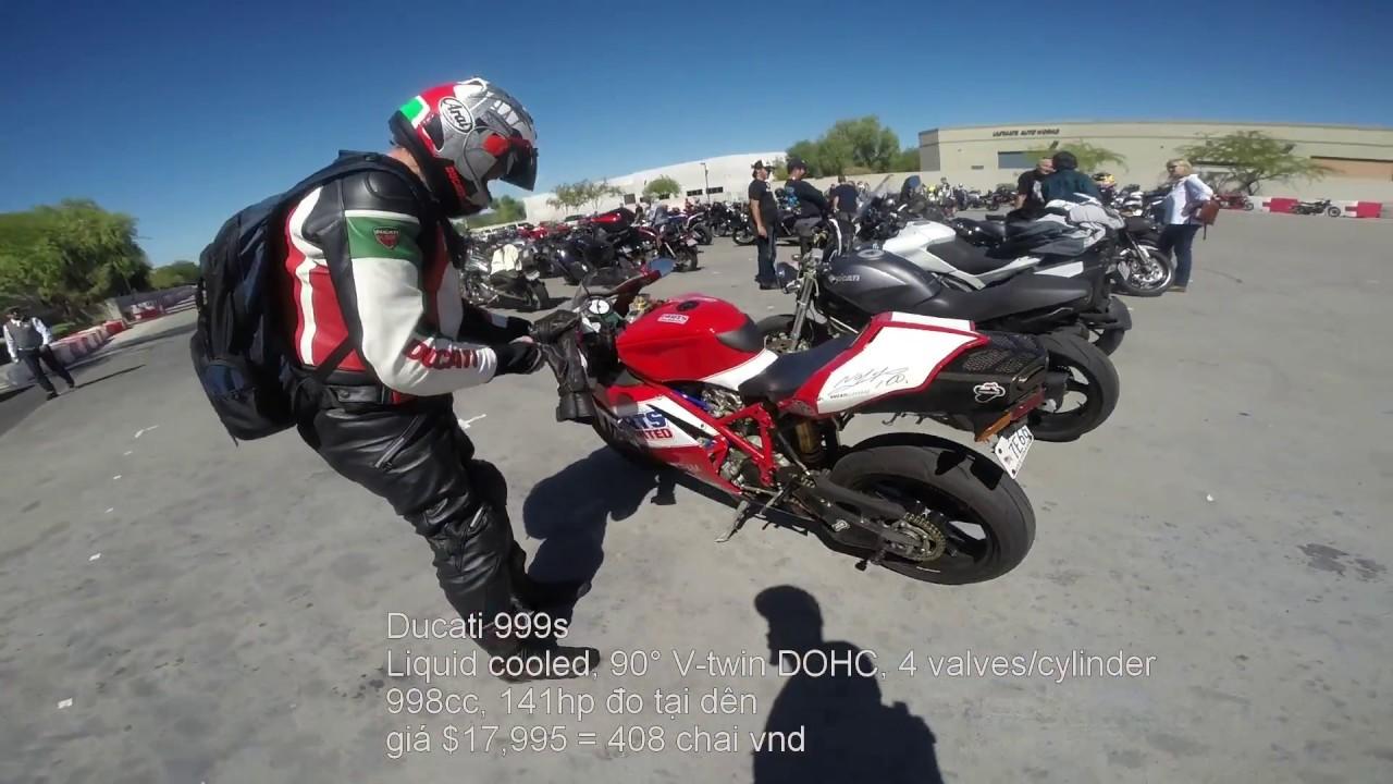 MVlog 45: Siêu phẩm Yamaha V Max siêu nạp, BMW cá mập HP4 & Ducati 999s