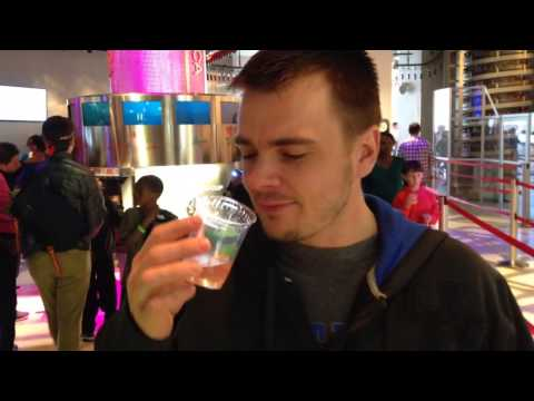 World of Coke - Beverly Taste Test