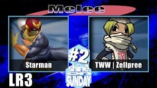 Shine on Sunday #2 - Starman vs TWW | Zellpree - LR3