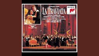 La traviata: Act III: Largo al quadrupede (Baccanale)
