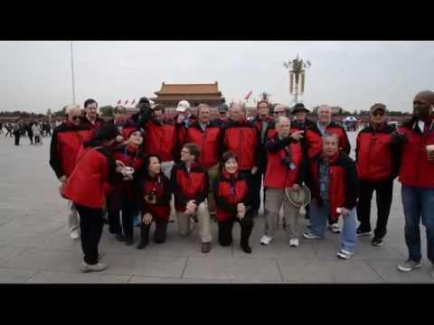 Troy University Confucius Institute Trip to China 2015