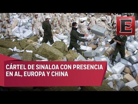 Cártel de Sinaloa llega a China gracias a alianza con Colombia