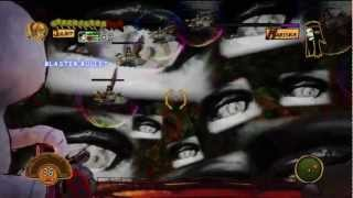Lollipop Chainsaw: Boss 3- Zombie Lord of Psychedelics; Mariska (Very Hard Mode)