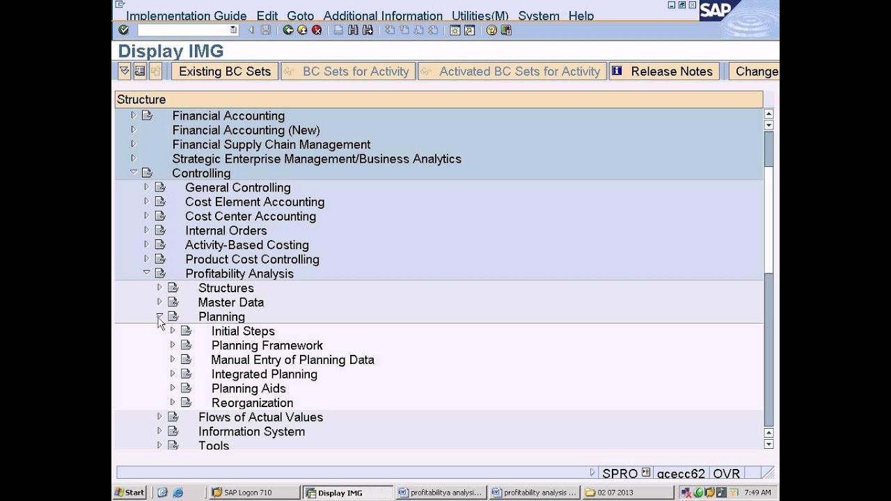 sap copa configuration setup planning framework t code kepm youtube rh youtube com SAP Controlling Business Controlling SAP Overview