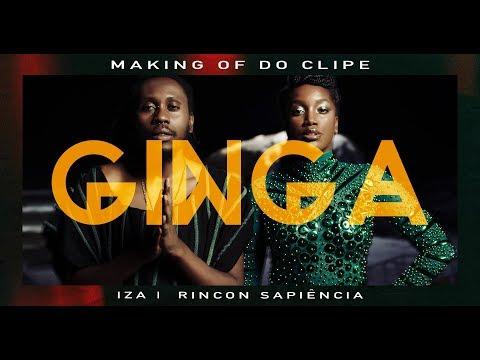 Making Of | Iza e Rincon Sapiência - Clipe de Ginga