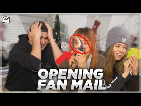 WHY DO PEOPLE SEND US WEAPONS??? OfflineTV Fan Unboxing