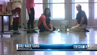 CO2 Race Cars