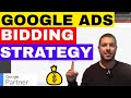 Adwords Bid Strategy Tutorial - Google Ads Bidding Like a BOSS 🔥