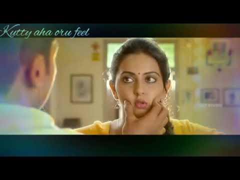 Kallu Mittai Kalaru 😍     WhatsApp Status Tamil Love Songs Romantic Status Kutty Aha Oru Feel 😉