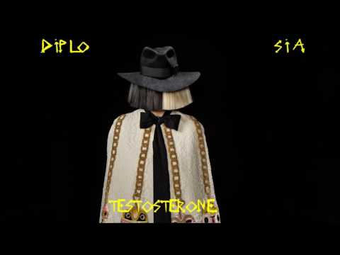 Diplo - Testosterone (feat. Sia) [Unreleased Track] + DL