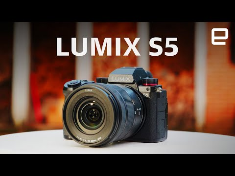 Panasonic Lumix S5: Video power in a smaller package
