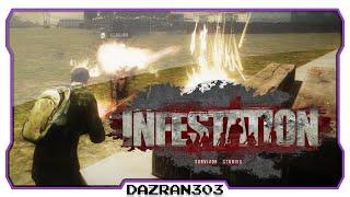 INFESTATION: SURVIVOR STORIES Gameplay w/ Dazran303 | Caliwood PTE Montage #2 | WarZ Gameplay [HD]