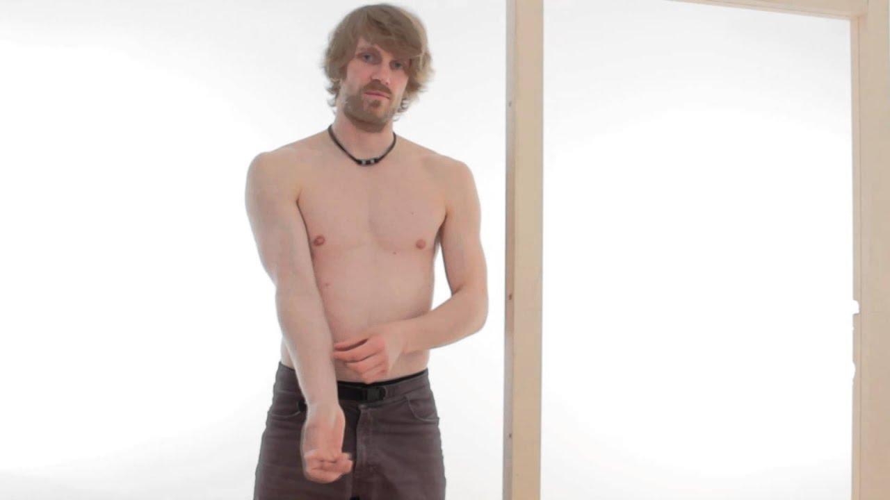 schulterblatt schmerzen loswerden teil ii youtube. Black Bedroom Furniture Sets. Home Design Ideas