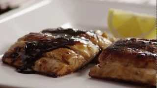 How To Make Ginger Glazed Mahi Mahi