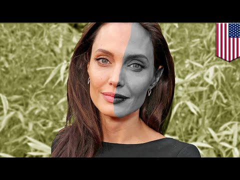 Bell's palsy: Angelina Jolie's rare facial paralysis condition explained - TomoNews