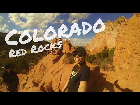 Colorado - Red Rocks (GoPro)