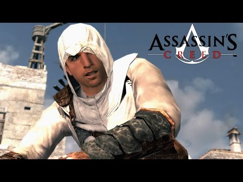 Assassin's Creed Brotherhood: Altair Stealth Gameplay