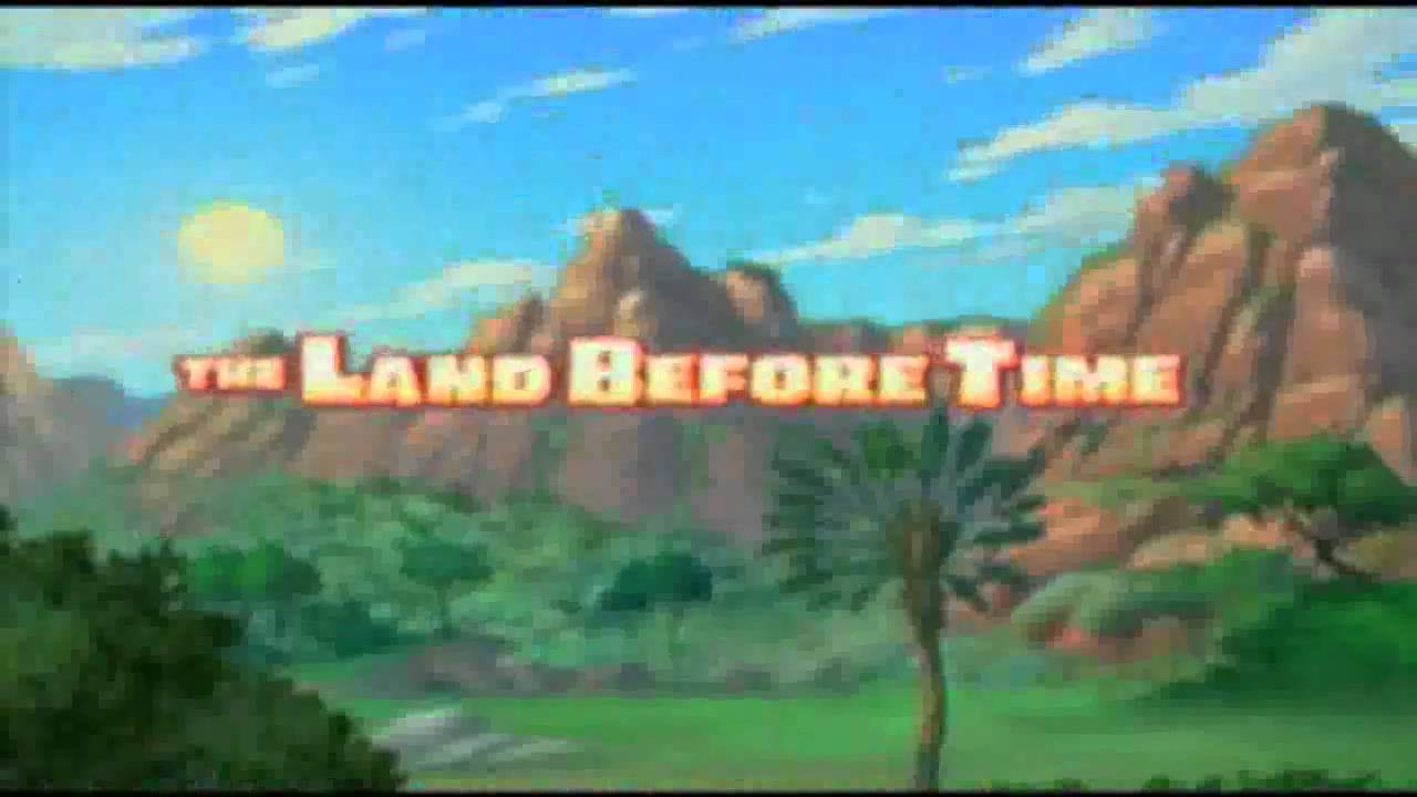 the land before time the great day of the flyers trailer
